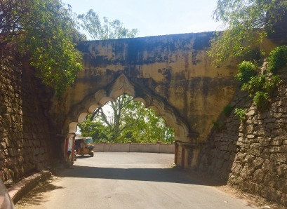 Tipu's fort entry